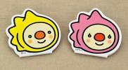 株式会社ノダ様の「快住ラボ」のマスコットキャラクター『かいくん』と『じゅうちゃん』