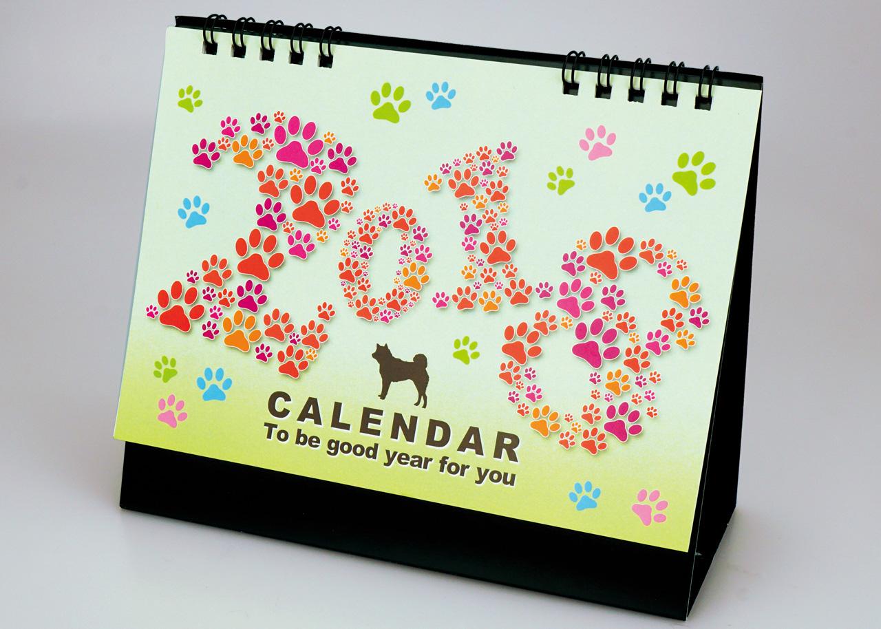 B6卓上カレンダー