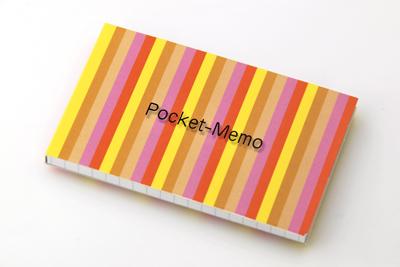 ポケットメモ
