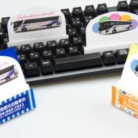 福島観光自動車(株)キーボードメモ