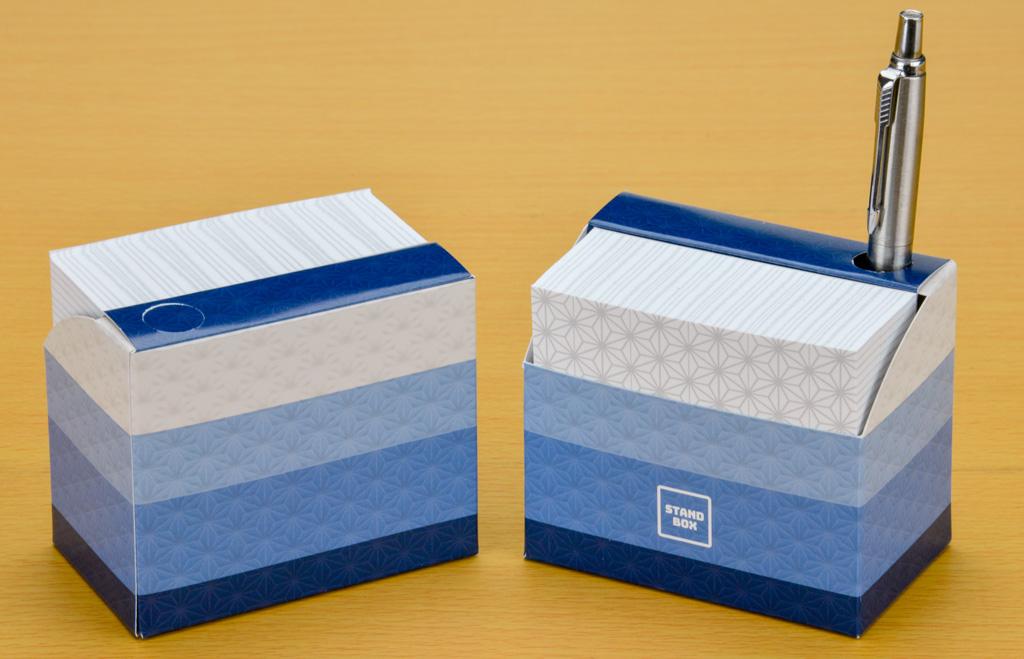 スタンドBOXメモ 和柄1