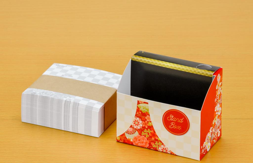 スタンドBOXメモ 和風富士2