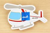 朝日航洋株式会社様の【AERO ASAHI】《Zフラッグ》